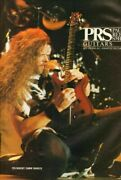 1991 Ted Nugent / Damn Yankees For Prs Paul Reed Smith Guitars - Vintage Ad