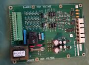Rockwell Automation Liquiflo Vfd Inverter Sync Circuit Board Assembly 179646