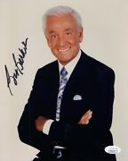 Bob Barker Hand Signed 8x10 Color Photo  The Price Is Right Host  Jsa