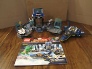 Lego 6868 Hulk's Helicarrier Breakout - Set And Instructions Only - No Minifigs