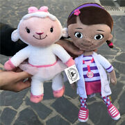 Cute Doc Mcstuffins Doctor Girl And Lambie Sheep Cute Plush Toys Best Gift For K