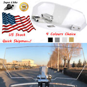General Windshield Airflow Adjustable Wind Deflector For Bmw F650gs 2000-2012