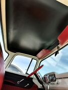 Ford Truck Headliner 1961-1963 Small Window, Standard Cab, Molded Abs Plastic
