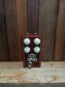 T-rex Engineering Diva Drive Overdrive 3-way Bass Boost Guitar Effects Pedal