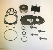 Aftermarket Yamaha Water Pump Repair Kit F225-250-f300 Oem 2010 And Up 4.2l 6ce-w0