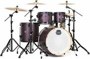 Mapex Armory 5-piece Rock Shell Pack - Purple Haze Hardware Sold Separately