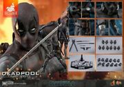 Hot Toys 1/6th Deadpool Dusty Version Collectible Figure Specially Feature