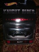 Hot Wheels Knight Rider K I T T 164 Scale Die Cast New On Blister