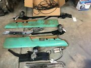 1955 Cadillac Electric Power Windows Oem Complete Set Front And Rear