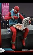 Spider-man Scarlet Spider Suit Sixth Scale Figure By Hot Toys