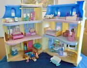 Fisher Price Loving Family Sweet Sounds Dollhouse Pu/il