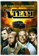 The A-team The Complete Collection 80's Tv Series Army Commando Unit Tv Movie