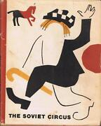 The Soviet Circus. A Series Of Articles Compiled By Alexander Lipovsky. 1967