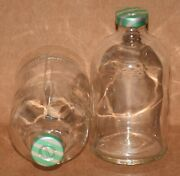 Usp 100 Ml Clear Sterile Vial With Green Stripe Center Tear Seal Any Qty