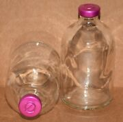 Usp 100 Ml Clear Sterile Vial With Wine Center Tear Seal Any Qty