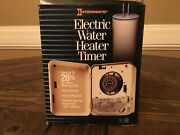 Intermatic Wh21 Electric Water Heater Timer 6250 Watts 25 Amps 250 Volt