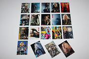 19x Pamela Anderson Barb Wire Base Collection Trading Cards