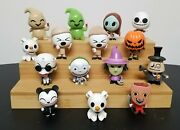 Funko Mystery Minis Disney The Nightmare Before Christmas Complete Set 15 Jack