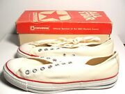 Vintage 1970and039s Converse Basketball Chuck Taylor All Star Original New Size 11