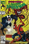 The Amazing Spiderman 362 Carnage,vemon First Day Issue Bagged Nmt