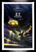 Et Advance Spaceship One Sheet Poster....rolled