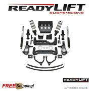 Readylift 9 Lift Kit For 14-18 Silverado 1500 W/ Steel Upper Control Arms
