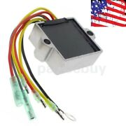 Voltage Regulator/rectifier 30-125hp For Mercury Outboard 883072t 8m0084173 New