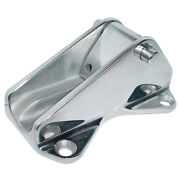 White Water Stainless Steel Deluxe Chain Stopper 1/4andrdquo - 5/16andrdquo Chain As7500s