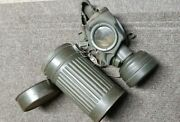 Rare German Pre Wwii Ww2 Early Reichswehr Gas Mask And Canister Both Named 207