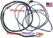 Convertible Power Top Switch Wiring Harness 68 69 Chevy Chevelle Malibu