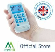 Med-fit Rechargeable Dual Channel Tens And Muscle Stimulator Em6300 - Vat Free