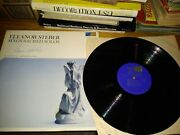 Elenor Steber Classical Opera Record Signed Stand Record Sings Sacred Solos