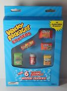 Wacky Packages Box 2011 Erasers 12- Pack Topps New