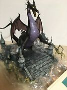 Wdcc Maleficent As Theandnbspdragon Andnbsp329andnbspnow You Shall Deal With Me New - Coa