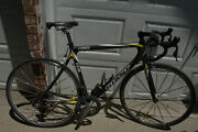 Giant Once Team 56cm Dura Ace With Ultegra 6770 Di2 Mavic Sl Ssc Clinchers