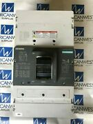 Siemens Hnx3b120 Type Hng 3p 600v 1200 Amp Circuit Breaker No Lugs- New Take Out