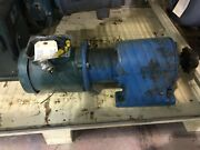 Used Reliane/seweurodrive Motor 1 Hp 1725rpm 230/460 Gearbox Assy 24.241ration