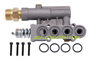 190627gs Manifold Assembly-craftsman Briggs And Stratton Generac Pressure Washers