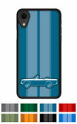 Sunbeam Tiger V8 Convertible Stripes Cell Phone Case Iphone And Samsung Galaxy