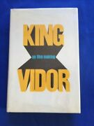 King Vidor On Film Making - First Edition Inscribed By King Vidor
