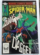 Peter Parker The Spectacular Spider-man 64 Vf £65 March 1982. Postage On 1-5...