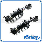2x Quick Complete Front Strut Coil Spring Assembly For 2003-08 Pontiac Vibe