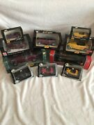 Plymouth Prowler Diecast And Promo Kit - All 10 Items Free Shipping Box J