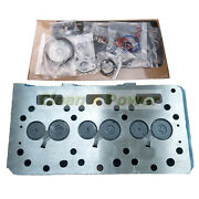 Complete Cylinder Head And Gasket For Kubota D850 B6200 B1550 B6200dt B1550dt