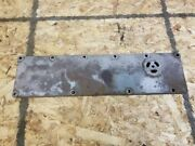 Original Ford Model A Engine Valve Covers Good Condition 17.75 X 4.5 X 2