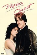 Vision Quest Snap Case Dvd Oop Matthew Modine New Sealed
