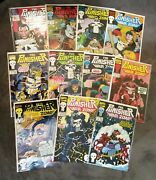 The Punisher War Zone Comic Book Lot 1 2 3 4 5 6 7 8 9 10 11 Marvel
