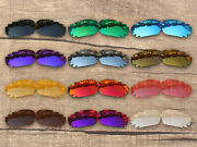 Vonxyz 20+ Color Choices Replacement Lenses For- Jawbone Vented Sunglasses