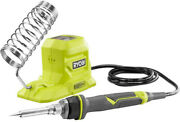 Ryobi Electric 18-volt 40-watt Soldering Iron Tool Adjustable Temperature Coil