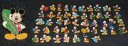 Disney Pin Mickey Mouse 2002 12 Months Of Magic Disney Store State Shape X47 Set